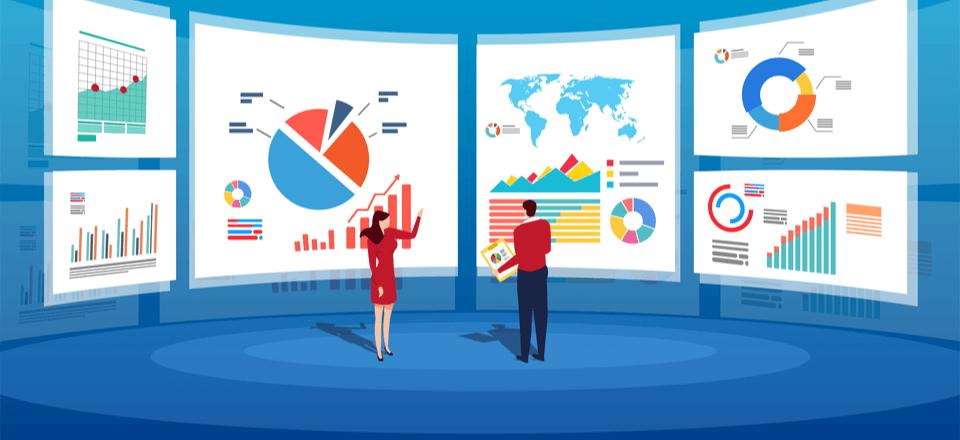 Data Visualization through data science